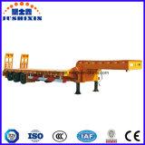 3 Axles 13m длины 60tons Gooseneck Lowbed трейлер Semi для сбывания