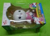 おもちゃのために包むまめを形作るペット真空