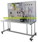Matériel de enseignement de matériel d'évaporateur d'entraîneur multiple commercial éducatif de réfrigérateur