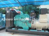 gerador silencioso de 250kVA Cummins com motor diesel