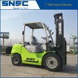 Forklift do diesel do motor 3.5ton de Japão Isuzu