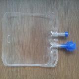 Sacos descartáveis do gotejamento da infusão do saco médico plástico da injeção