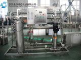 Un purificador del sistema de tratamiento de aguas del RO de la etapa