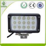 iluminación del trabajo de la lámpara LED de 45W 6 Inch12V 24V