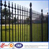 Barrières de sécurité de jardin de fer travaillé de qualité