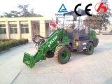 Teleskopischer Traktor der Ladevorrichtungs-Zl10f Qingzhou