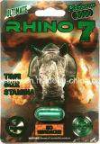 새로운 도착된 코뿔소 7 백금 5000 Mg 남성 성 증진