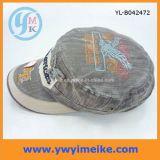 로고에 의하여 인쇄되는 형식 선전용 야구 모자 (LBC092108)