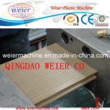 65/132 WPC Decking Machine From Recycled PE 및 Wood Powder