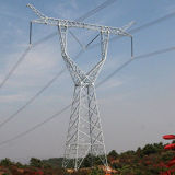 Torretta d'acciaio del tubo di alta qualità in Cina