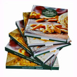 My Hot Hardcover-Kochbuch Druck Großhandel Coloring Rezept-Buch-Drucken
