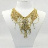 Цепное ожерелье способа Tassel
