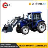 4WD Map504のトラクターの農業は50HPを機械で造る