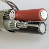 cable de gota de aluminio del servicio de cable del saco 120mm2