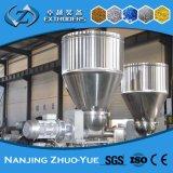 폐기물 플라스틱은 물 작은 알모양으로 한 기계의 밑에 HDPE LDPE를 재생한다