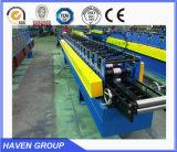 BINDER c des hydraulischen Ausschnitts Stahlpurlinrolle, die Maschine bildet