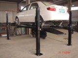 Pfosten-hydraulischer Auto-Parken-Aufzug des Cer-Beweglich-vier mit Rädern und Jack