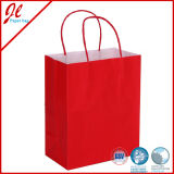 Luxury riciclato Paper Gift Bags con Paper Handle