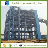 Здание структуры рамки космоса большой пяди Multi-Storey стальное