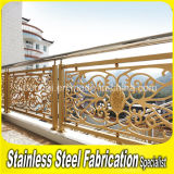 China Aluminum Stair/Balcony Railing for Decoration