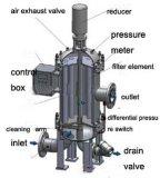 自動自動クリーニング式水フィルター