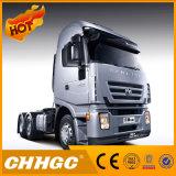 vendite calde del camion del trattore di 6X4 380HP Saic Iveco Hongyan in saudita