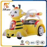 Scooter électrique de moto de bébé de quatre roues