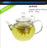 бак воды Cookware домочадца 400-800ml стеклянный для создателя чая