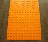 Suelo de goma de la seguridad al aire libre para el ladrillo de las persianas de la calzada
