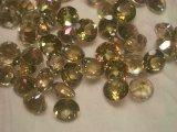 Losse Halfedelsteen van de Topaas van de Brand van de mysticus de Gele voor het Plaatsen van Juwelen