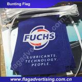 100% indicateur polychrome d'étamine d'impression de polyester, drapeau d'étamine