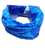 Naar maat gemaakte Embleem Afgedrukte Polyester Multifunctionele Tubulaire Headwear
