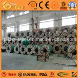 Plaque d'acier inoxydable d'ASTM A204 TP304