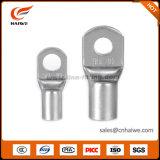 Terminales del cable de cobre de la compresión de Jgk