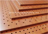 Wall Tile for Perforated Fiber Cement Acoustic Ceiling