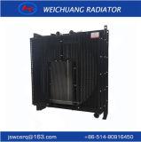 12V135azld-B: 350kw 시리즈 디젤 엔진 발전기 방열기