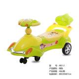 Venda por atacado 2016 da fábrica do brinquedo do carro do balanço das crianças do carro do jogo do bebê