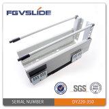 Tandem hydraulique tiroir de cadre