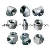 Stainless Steel Investment Casting Pipe Fastener (aço inoxidável)