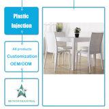 De aangepaste Plastic Lijst van het Meubilair van de Woonkamer van Producten en Afgietsel van de Injectie van de Stoel het Vastgestelde