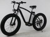 Bicicleta elétrica gorda da montanha MTB da E-Bicicleta do pneu da bicicleta elétrica MEADOS DE do motor