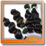 Может быть отбеленный бразильский Weave волос 4A