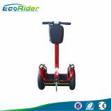 Ecorider 17inch Twee Autoped van de Blokkenwagen van het Wiel de Zelf In evenwicht brengende Elektrische