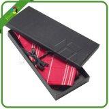 Подгонянные коробки бумажной связи шеи картона упаковывая