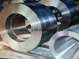 Cylindre d'acier allié de matériau pour produire de la pièce forgéee chaude de station