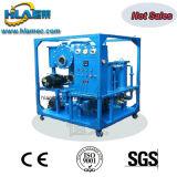 Waschbarer Filter verwendete Transformator-Schmieröl-Reinigungsapparat-Einheit