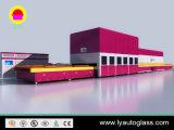 China endurece la cadena de producción de cristal del horno de cristal serie del Mt-Gsw