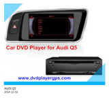 GPSのAudi Q5 Righthand 2008-2013年、3D WiFiのための特別なCar DVD Player