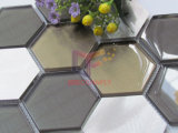 Стеклянная мозаика шестиугольника (CFA90)