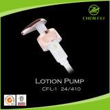 비 CF-L-1/3 유출 백색 액체 비누 플라스틱 로션 펌프